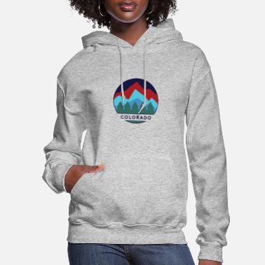 Colorado Women/'s Hoodie Colorado Mountain Hoodie Colorado Women/'s clothes Colorado Sweatshirt Colorado Sweatshirt Colorado Christmas Gift