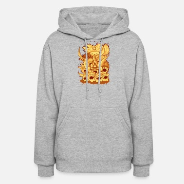 Attackers attack - Women's Hoodie