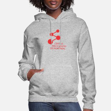Centre Science - Women's Hoodie