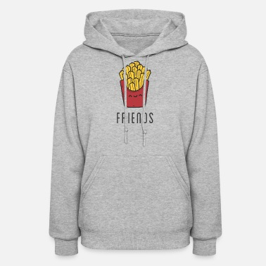 Fries FRIENDS FRY - Women's Hoodie