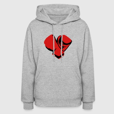 Boxing gloves - Women's Hoodie