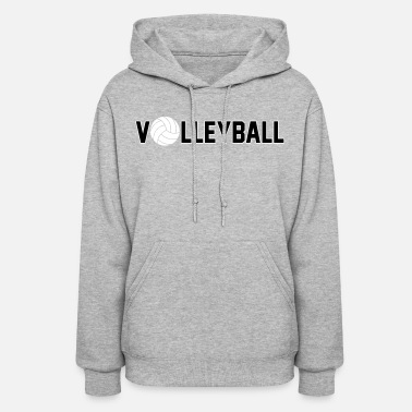 Volleyball Setter Volleyball - Women's Hoodie