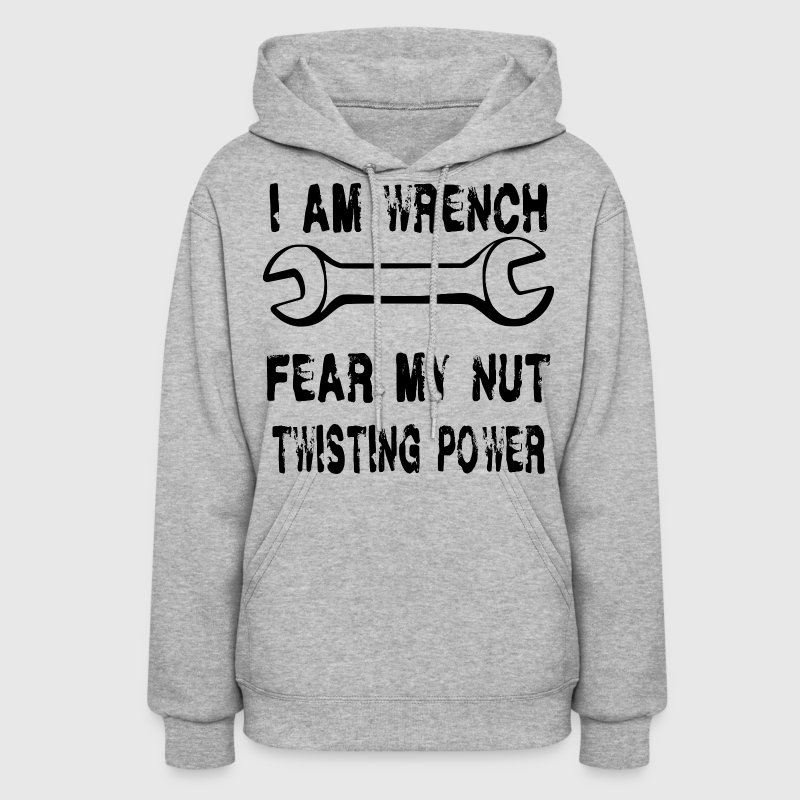 I AM Wrench - Women's Hoodie
