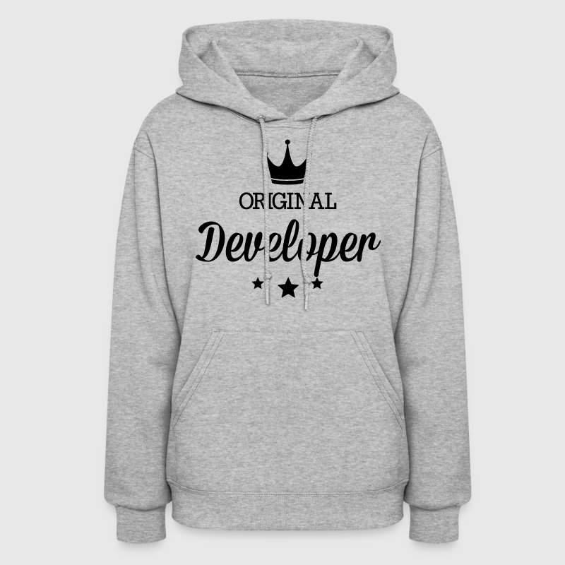 Original developer - Women's Hoodie