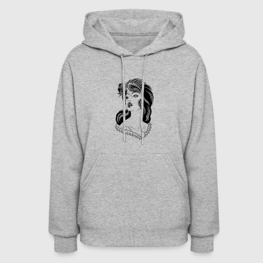 The Model - Women's Hoodie