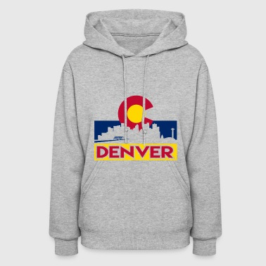 Denver, Colorado - Women's Hoodie