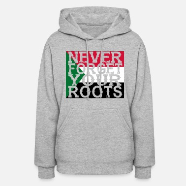 South Sudan never forget roots home Sudan - Women's Hoodie