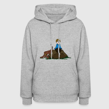 Search Dog - Women's Hoodie