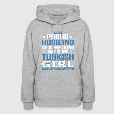 Turkish Husband - Women's Hoodie