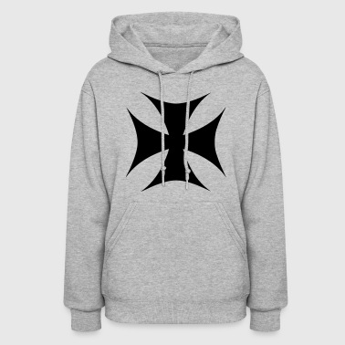 CROSS OF IRON - Women's Hoodie
