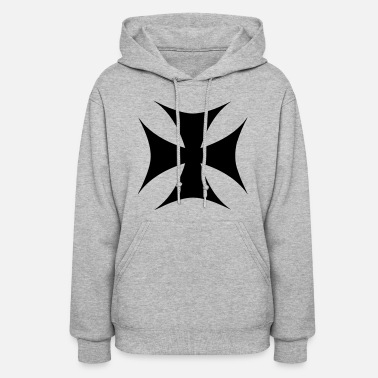 Iron Cross CROSS OF IRON - Women's Hoodie