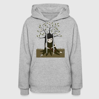 with nature - Women's Hoodie