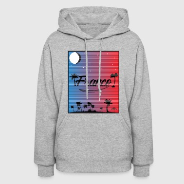 Franco Franco Sunset Lines - Women's Hoodie