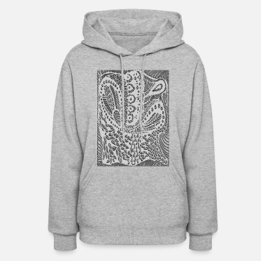 Pattern patterns - Women's Hoodie