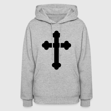 Orthodox Orthodox Cross - Women's Hoodie