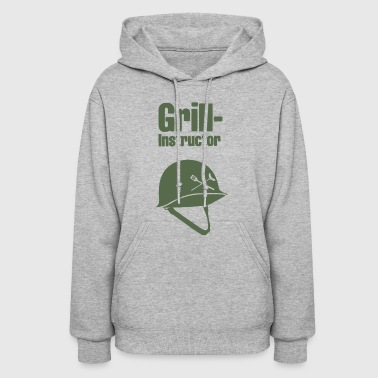 Grill Instructor - Women's Hoodie