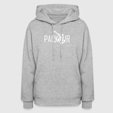 Freerunning Parkour and Freerunning - Women's Hoodie