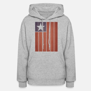 Stars And Stripes Stars And Stripes - Women's Hoodie