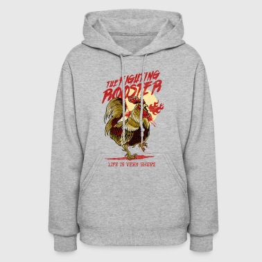 The Rooster - Women's Hoodie