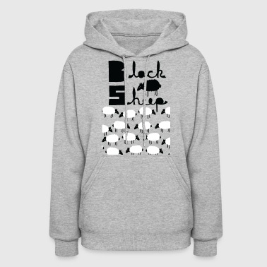 black sheep - Women's Hoodie