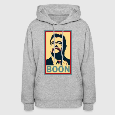 Boonie - David Boon Hope T Shirt - Women's Hoodie