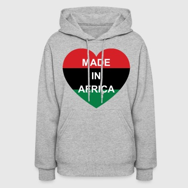 Made in Africa - Women's Hoodie