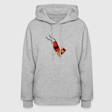 Accident car accident - Women's Hoodie
