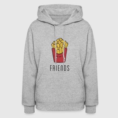 French Fries FRIENDS FRY - Women's Hoodie