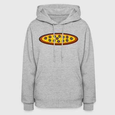 pizza pizzeria food essen restaurant17 - Women's Hoodie