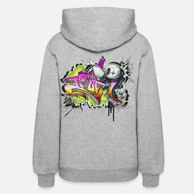 Shop Graffiti Hoodie online  72f96b741