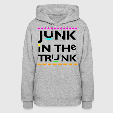 Junk In The Trunk - Women's Hoodie