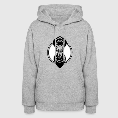 Goddess of the moon - Women's Hoodie