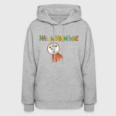 Cow Made in Normandie - Women's Hoodie