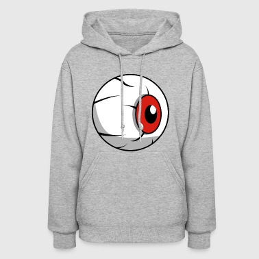 The eye is watching you and your neighbour - Women's Hoodie