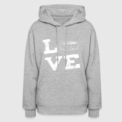 Hockey Ice Hockey Sports Love Gift - Women's Hoodie