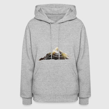 Shattered Mountain - Women's Hoodie