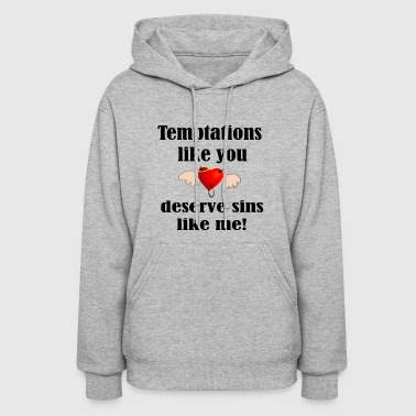 The temptations - Women's Hoodie
