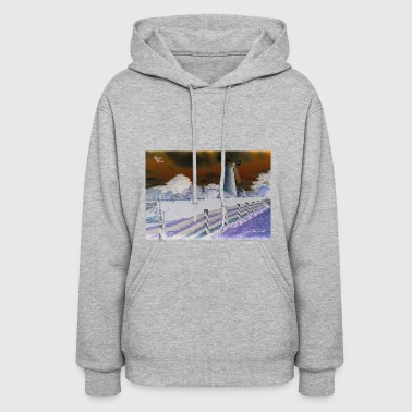 Blowing in the Wind - Women's Hoodie