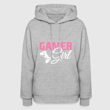 Gamer Girl Funny Video Games Player T Shirt - Women's Hoodie
