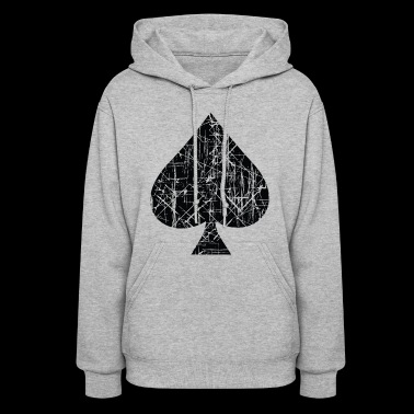 Spades Sign Design - Women's Hoodie