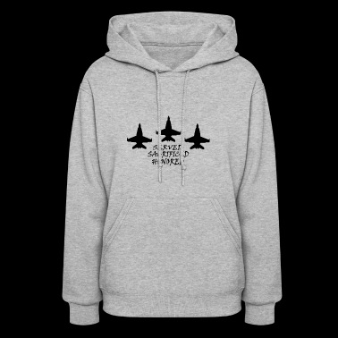 Served Sacrificed Honored - Women's Hoodie