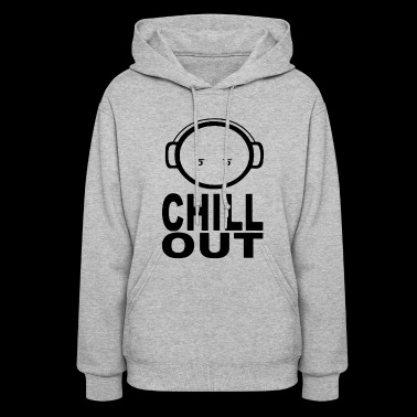 CHILL DUBSTEP MUSIC - Women's Hoodie