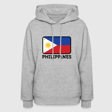 National Flag Of The Philippines - Women's Hoodie