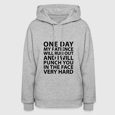 One Day - Women's Hoodie