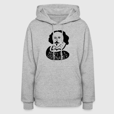 Shakespeare on the Internet - Women's Hoodie