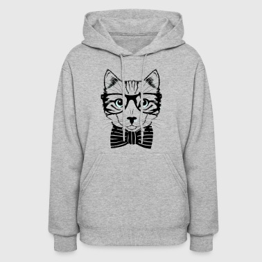 Formal Cat - Women's Hoodie