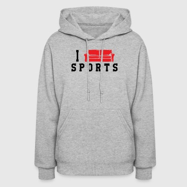 New Design I Couch Sports Best Seller - Women's Hoodie