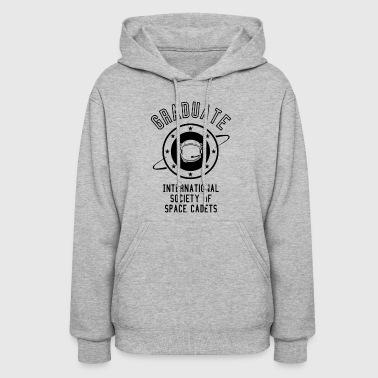Graduate International Society of Space Cadets - Women's Hoodie