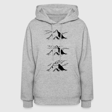 The Wind - Women's Hoodie