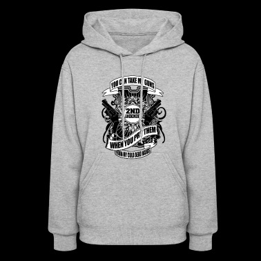 The 2nd Amendment - Women's Hoodie